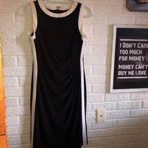 Black Fitted Ralph Lauren Dress